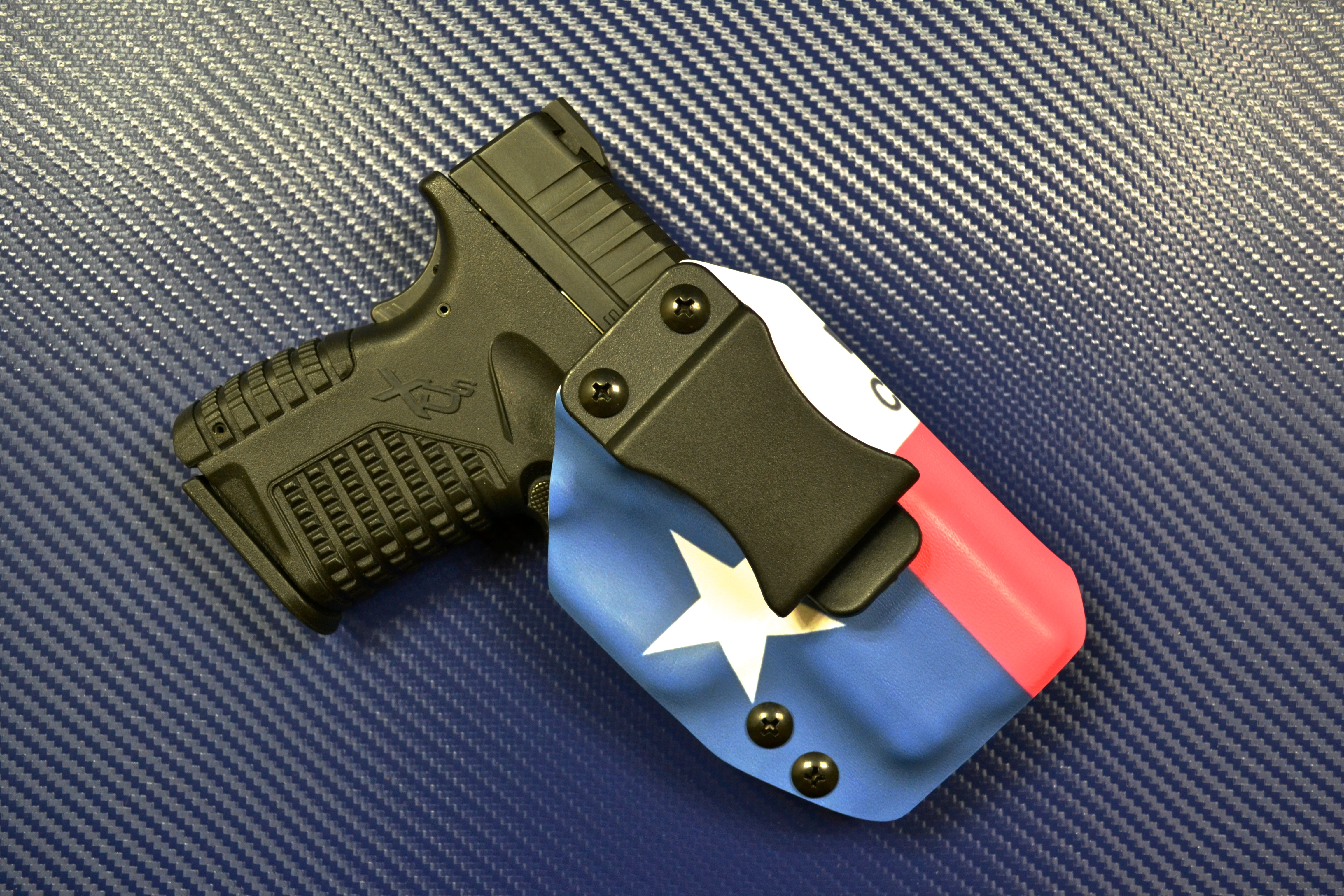 Kydex sheets for sale - Iwb Specialty Patterns Kydex Holster